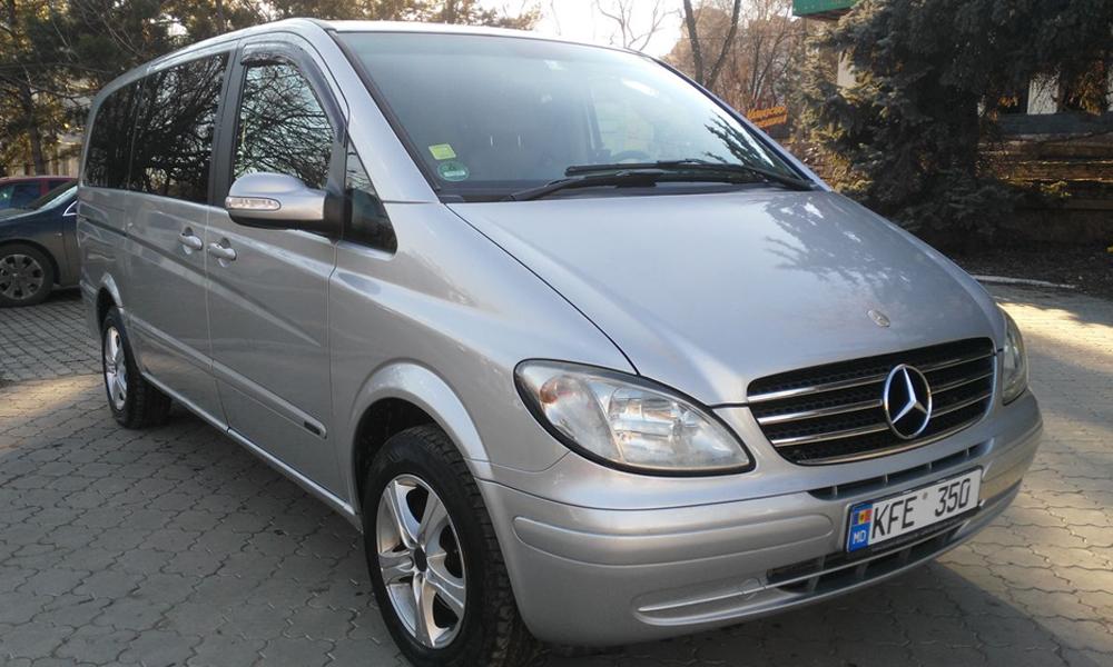 Mercenez-Benz Viano