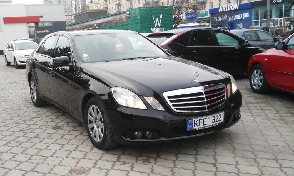 Mercedez-Benz E-class